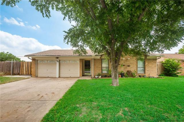 1917 Schumac Lane, Bedford, TX 76022 (MLS #13909940) :: The Chad Smith Team