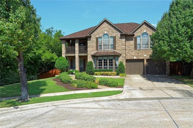 6 Saddlewood Court, Mansfield, TX 76063 (MLS #13909956) :: The Real Estate Station