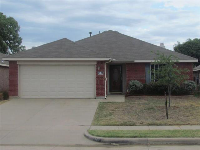 504 Prairie Gulch Drive, Fort Worth, TX 76140 (MLS #13910026) :: Team Hodnett