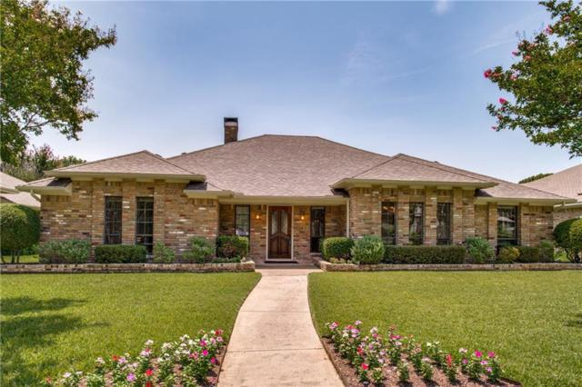 9738 Amberley Drive, Dallas, TX 75243 (MLS #13910031) :: RE/MAX Town & Country