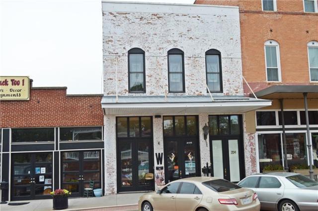 206 Mckinney Street, Farmersville, TX 75442 (MLS #13910104) :: Team Hodnett