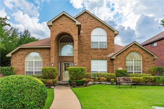 602 Heartland Drive, Allen, TX 75002 (MLS #13910136) :: The Rhodes Team