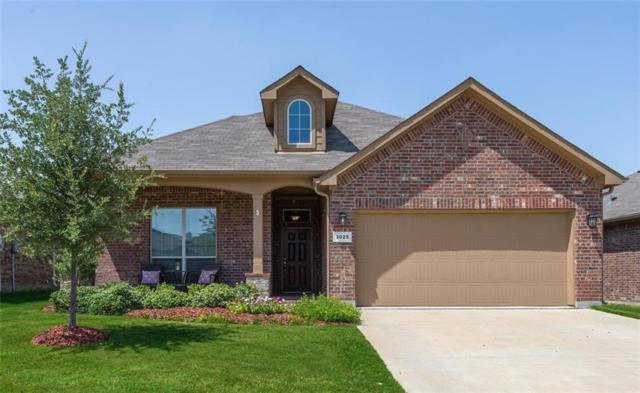 3025 San Fernando Drive, Fort Worth, TX 76177 (MLS #13910167) :: Team Hodnett