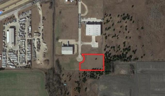 Lot 6 Industrial Drive, Fate, TX 75087 (MLS #13910229) :: RE/MAX Landmark