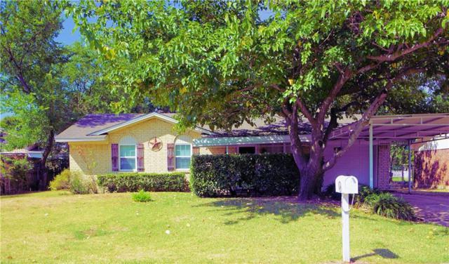 1596 Anthony Street, Kaufman, TX 75142 (MLS #13910265) :: Team Hodnett