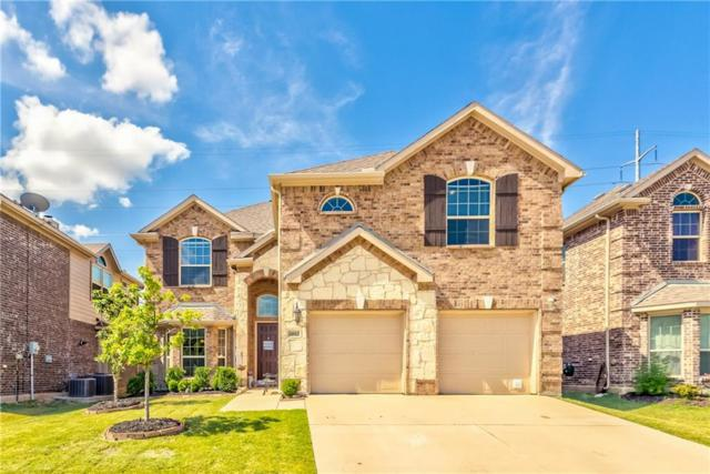 14012 Blueberry Hill Drive, Little Elm, TX 75068 (MLS #13910306) :: Team Hodnett