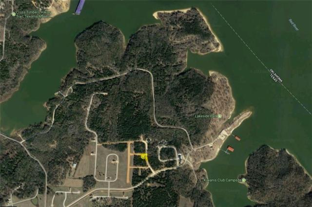 Lot 11 Palisades, Gordonville, TX 76245 (MLS #13910309) :: RE/MAX Town & Country
