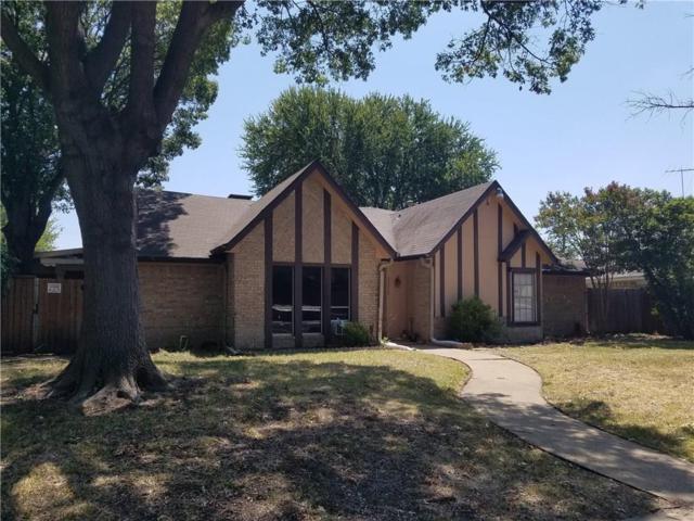 1315 Buckingham Place, Richardson, TX 75081 (MLS #13910321) :: RE/MAX Landmark