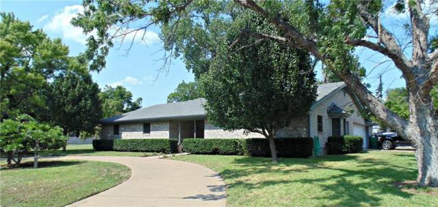 2490 W Mimosa, Stephenville, TX 76401 (MLS #13910402) :: Team Hodnett