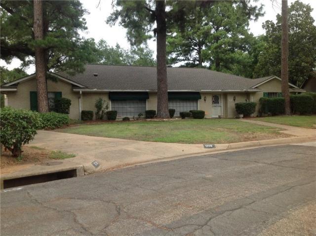 1715 Venetian Circle, Arlington, TX 76013 (MLS #13910409) :: Team Hodnett