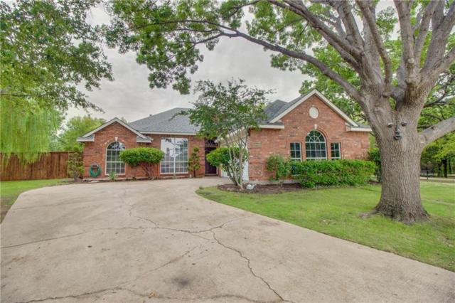 2009 Tealwood Boulevard, Flower Mound, TX 75028 (MLS #13910428) :: Hargrove Realty Group