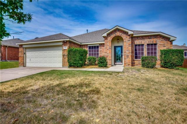 1105 Bainbridge Lane, Forney, TX 75126 (MLS #13910457) :: Team Hodnett
