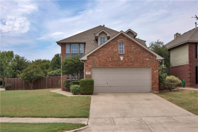 5429 Pecan Creek Circle, Fort Worth, TX 76244 (MLS #13910499) :: Team Hodnett