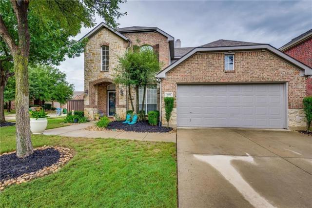 4001 Appleton Lane, Flower Mound, TX 75022 (MLS #13910511) :: Team Hodnett