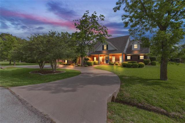 5713 Tee Box Court, Granbury, TX 76049 (MLS #13910521) :: The Real Estate Station