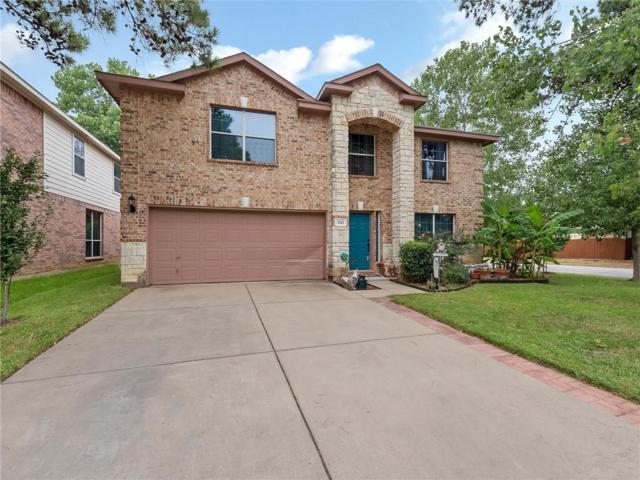 561 Cross Ridge Circle N, Fort Worth, TX 76120 (MLS #13910622) :: RE/MAX Town & Country