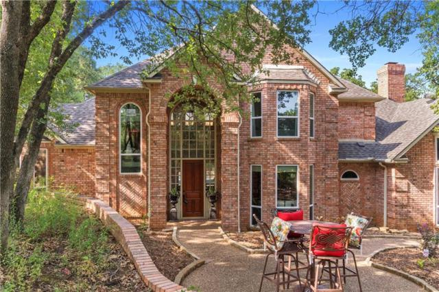 6601 Stonehill Court, Flower Mound, TX 75022 (MLS #13910628) :: Hargrove Realty Group