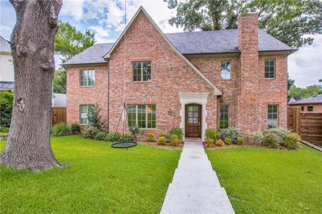 7736 Goforth Circle, Dallas, TX 75238 (MLS #13910730) :: The Hornburg Real Estate Group