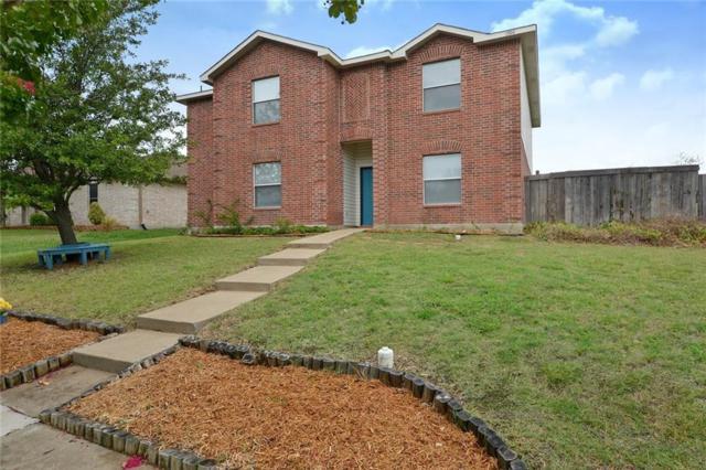 1304 Lonesome Dove Trail, Wylie, TX 75098 (MLS #13910853) :: Team Hodnett