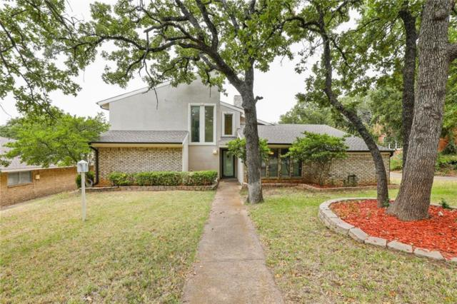 2108 Woodbrook Street, Denton, TX 76205 (MLS #13910910) :: Team Hodnett