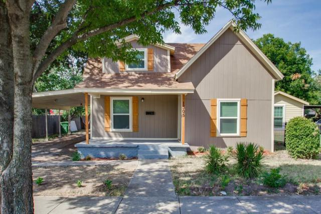 1305 Gould Avenue, Fort Worth, TX 76164 (MLS #13910962) :: Fort Worth Property Group