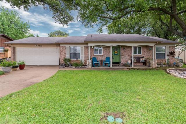 2600 Shady Brook Drive, Bedford, TX 76021 (MLS #13911027) :: Team Hodnett