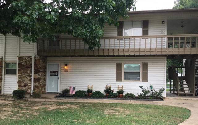 109 Harbor Drive #108, Runaway Bay, TX 76426 (MLS #13911082) :: The Hornburg Real Estate Group