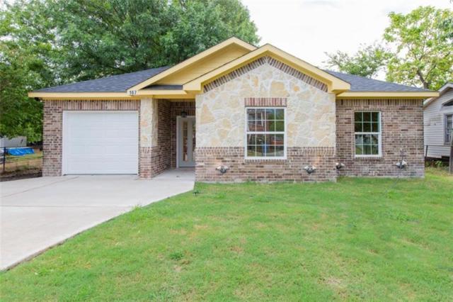 167 Lynne Drive, Rockwall, TX 75032 (MLS #13911210) :: RE/MAX Landmark