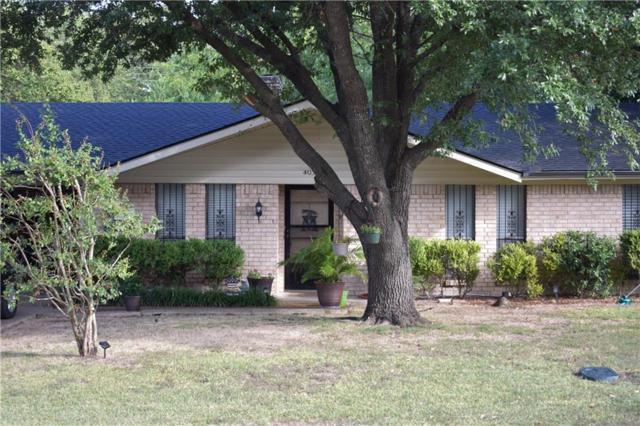 403 Hutson Drive, Corsicana, TX 75110 (MLS #13911236) :: Team Hodnett