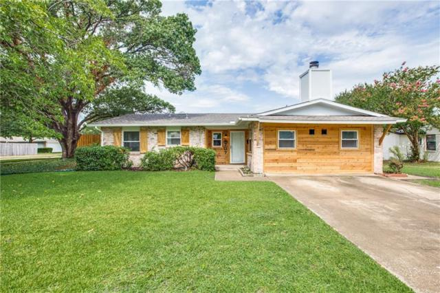 8707 Kingspoint Drive, Dallas, TX 75238 (MLS #13911281) :: The Hornburg Real Estate Group