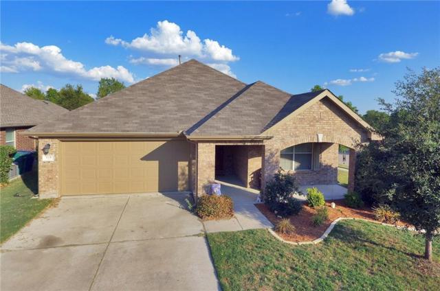 819 Horizon Ridge Circle, Little Elm, TX 75068 (MLS #13911312) :: Team Hodnett