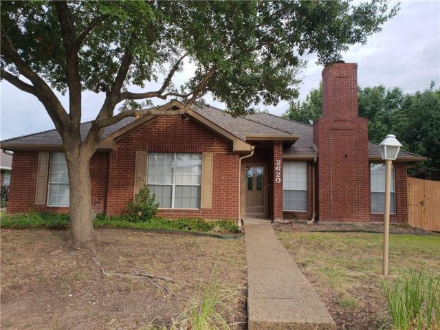 2620 Creek Crossing Road, Mesquite, TX 75181 (MLS #13911348) :: Team Hodnett