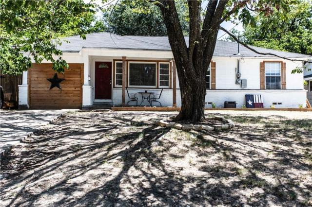 4311 Roberts Street, Greenville, TX 75401 (MLS #13911370) :: Fort Worth Property Group