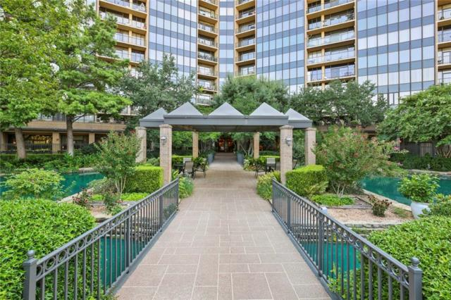 5200 Keller Springs Road #517, Dallas, TX 75248 (MLS #13911431) :: Magnolia Realty