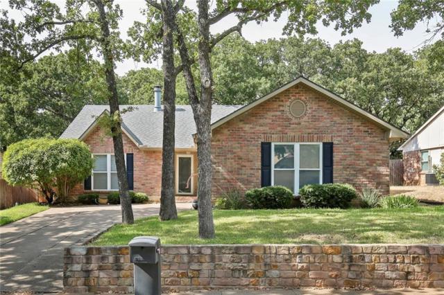 3733 Hackberry Lane, Bedford, TX 76021 (MLS #13911439) :: Team Hodnett