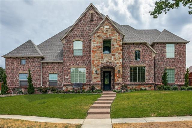 819 Cross Timbers Drive, Keller, TX 76248 (MLS #13911442) :: Fort Worth Property Group