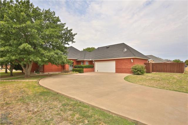 2266 Plymouth Rock Road, Abilene, TX 79601 (MLS #13911566) :: RE/MAX Town & Country