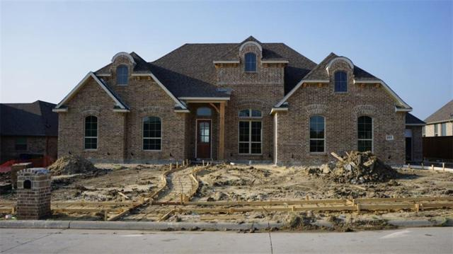 621 Sunbury Lane, Prosper, TX 75078 (MLS #13911586) :: Robbins Real Estate Group