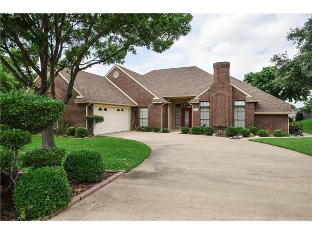 2415 Pebble Drive, Granbury, TX 76048 (MLS #13911603) :: Team Hodnett