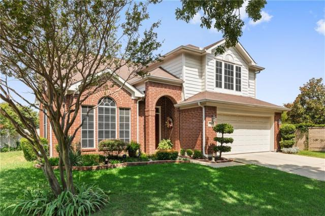 7317 Big Bend Court, Fort Worth, TX 76137 (MLS #13911607) :: Team Hodnett