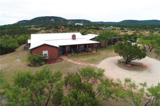 181 County Road 693, Buffalo Gap, TX 79508 (MLS #13911621) :: Charlie Properties Team with RE/MAX of Abilene