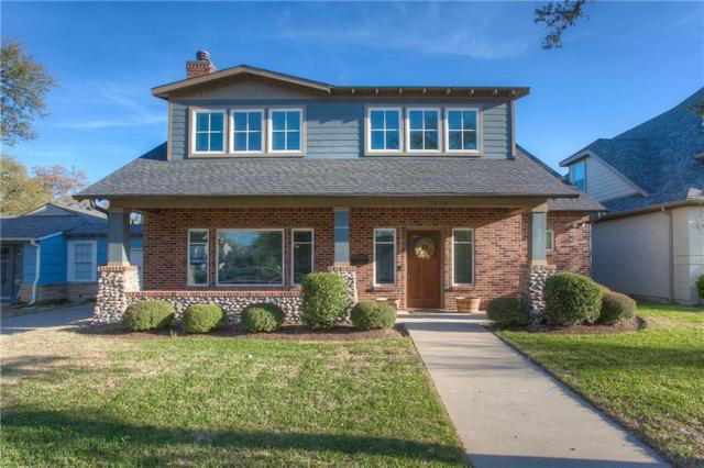 5628 Pershing Avenue, Fort Worth, TX 76107 (MLS #13911652) :: Team Hodnett