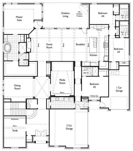 3008 Kingsbarns, The Colony, TX 75056 (MLS #13911665) :: Kimberly Davis & Associates