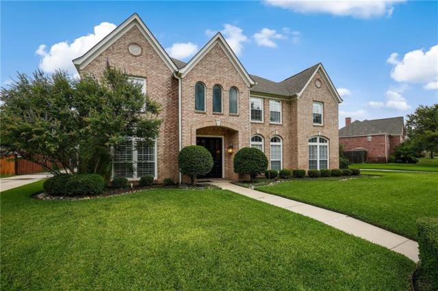 660 W Peninsula Drive, Coppell, TX 75019 (MLS #13911697) :: Hargrove Realty Group