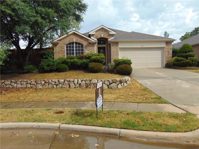 2305 Caddo Circle, Denton, TX 76210 (MLS #13911720) :: Team Hodnett