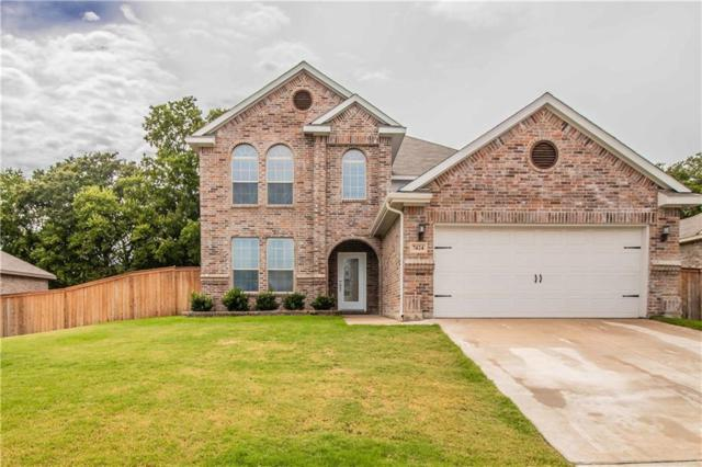 7424 Rose Crest Boulevard, Forest Hill, TX 76140 (MLS #13911732) :: The Real Estate Station