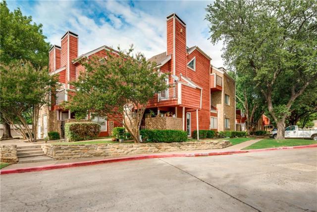 9805 Walnut Street #308, Dallas, TX 75243 (MLS #13911744) :: The Chad Smith Team