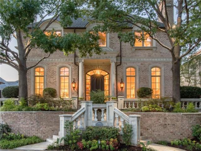 6911 Forest Glen Drive, Dallas, TX 75230 (MLS #13911810) :: RE/MAX Landmark
