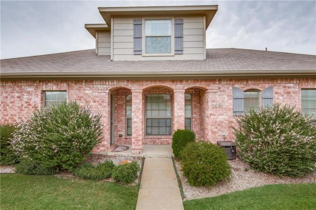 575 S Virginia Hills Drive #2401, Mckinney, TX 75072 (MLS #13911811) :: Team Hodnett