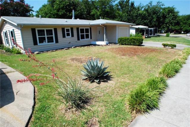 1718 Jocyle, Arlington, TX 76010 (MLS #13911817) :: Team Hodnett